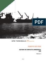 EIA Porto Do PIM - Volume 5