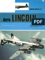 (Warpaint Series No.34) Avro Lincoln Including Engine Test Bed Aircraft