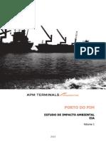 EIA Porto Do PIM - Volume 1