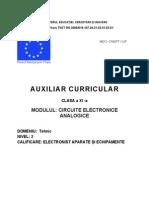 Circuite electronice analogice