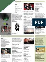 Agenda Cultural Del Gobierno de Canarias - Julio 2009
