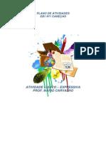 Planificação ATIVIDADE LUDICO EXPRESSIVA 2012-2013