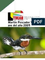 El Tucán—The Toucan. Vol. 32, No. 1. Enero 2009