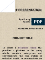 Eforum ppt