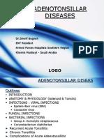 Adenotonsillar Diseases Drbugnah