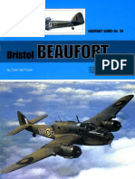 (Warpaint Series No.50) Bristol Beaufort