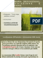 Cover Crops 2012