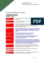 Postdoc Scholarships 11