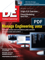 Desktop Engineering - April 2012
