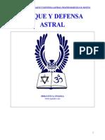 Motta Marcelo - Ataque Y Defensa Astral