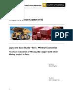Evaluation of the Justa Mine.pdf
