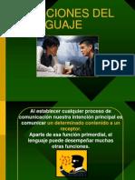 Las Funciones Del Lenguaje Clase Profesores (1)