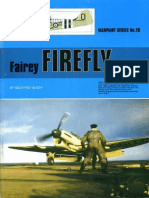 (Warpaint Series No.28) Fairey Firefly F.Mk.1 to U.Mk.9