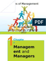 Principles of Management Chapter 1
