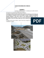 Trabajo de Geografía Urbana