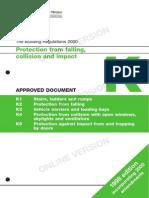 Bulding Regulations PDF ADK 1998