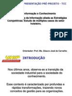 Modelo Slides PRE Projeto TC