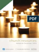 Church Resources