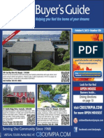 Coldwell Banker Olympia Real Estate Buyers Guide October 5th 2013