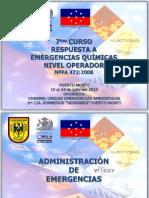 Administración de Emergencias