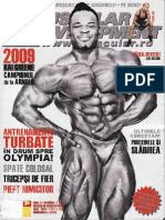 Muscular Development Iul. 2009