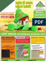 Catalog Leroy Merlin Octombrie