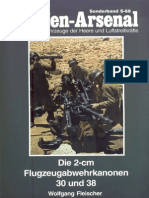 Die 2cm Flugzeugabwehrkanonen 30 Und 38