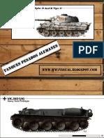 German Heavy Tanks Schwere Panzers