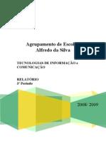 relatório TIC 3º período 0809