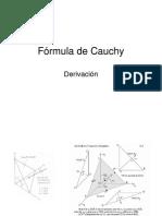 Fórmula de Cauchi