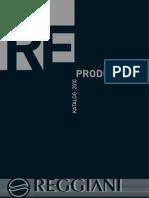 Reggiani Katalog 2010 Einleitung