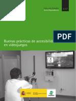 Buenas prácticas en accessibilidad en videojuegos