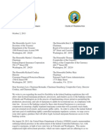 John Hickenlooper-Jay Inslee Marijuana Banking Letter