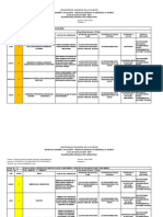 Planificación semanal DHP