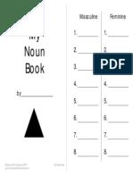 My Noun Book