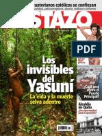 Vistazo Los Invisibles de La Selva