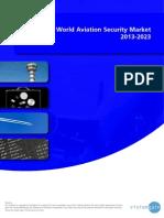 World Aviation Security Market 2013-2023