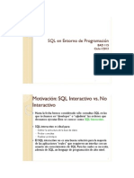 Unidad v SQL-Programacion