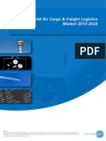 World Air Cargo & Freight Logistics Market 2013-2023