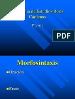 Morfoloia Academia