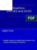 Virtues and Vices