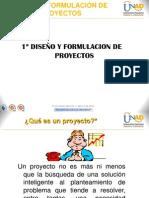 Presentacion 1 Diseno de Proyectos
