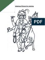 Lord Dattatreya Picture