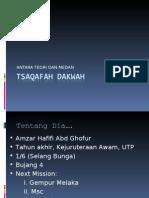Fiqh Dakwah- Jumah Amin