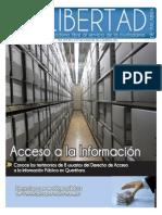 Aplicaciones ciudadanas al derecho de acceso a la información pública.