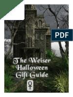 The Weiser Halloween Guide