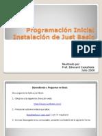ProgramacionInicial