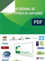 Plan Regional de Competitividad