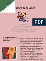 I Unidad,1 Las concepciones sobre la Salud Enfermedad.ppt