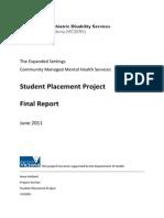 Community Mental Health_Final Report